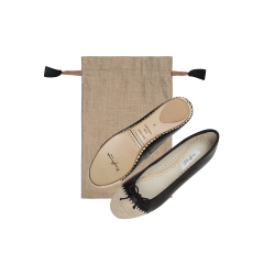 Saint-Tropez foldable ballerinas