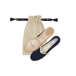 Espadrilles Week-end peau velours
