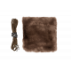 FUR BAG - FABRIC